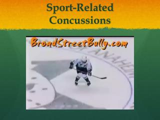Sport-Related Concussions