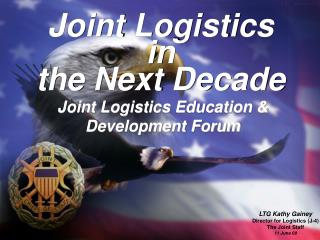 Joint Logistics Education & Development Forum