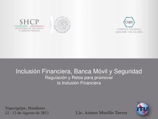 Tegucigalpa ,  Honduras 12  - 13 de Agosto de  2013