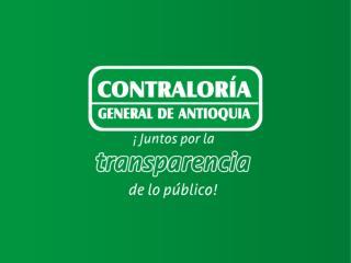 LUZ HELENA ARANGO CARDONA Contralora General de Antioquia
