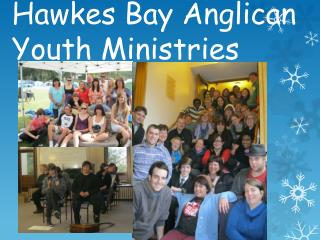 Hawkes  Bay Anglican Youth  Ministries