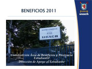 BENEFICIOS 2011