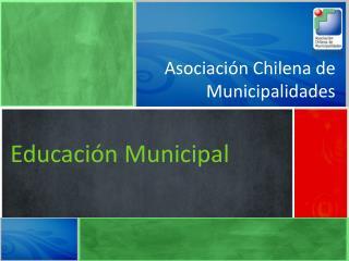 Educación Municipal