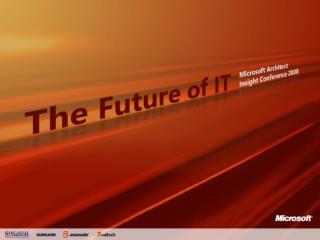 Waiting for SOA  (was Enterprise Web Integration Using .NET 3.5)