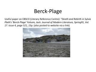 Berck-Plage
