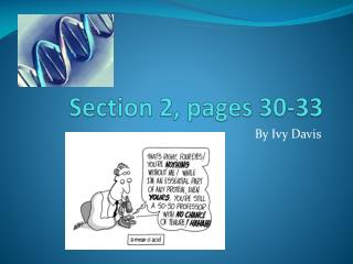 Section 2, pages 30-33