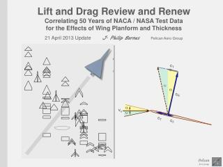 Lift and Drag Review  and Renew Correlating  50 Years of NACA / NASA Test Data