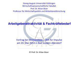 Vortrag bei  MomentMal …  Zeit für Impulse am 20. Mai 2014 in Bad Sooden-Allendorf