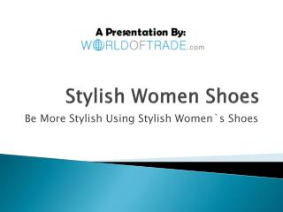 Womens Shoes Wholesalers