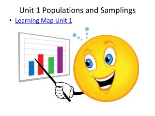 Unit 1 Populations and Samplings