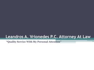 How to find Personal Injury Attorney