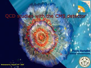 QCD studies with the CMS detector