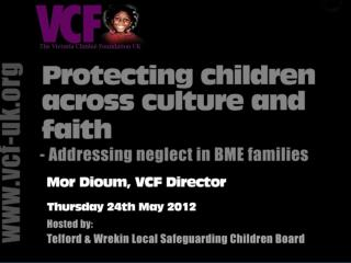 Safeguarding Vulnerable Groups of BME Children