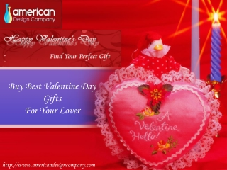 Buy Best Valentine Day Gifts For Your Lover
