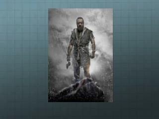 The movie Noah: