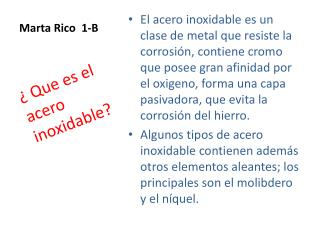 Marta Rico  1-B