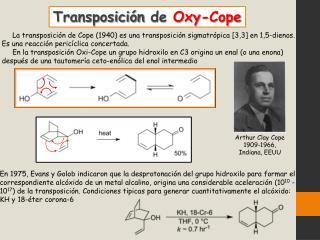Transposición  de  Oxy-Cope