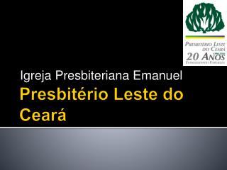 Presbitério Leste do Ceará