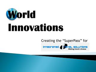 World Innovations