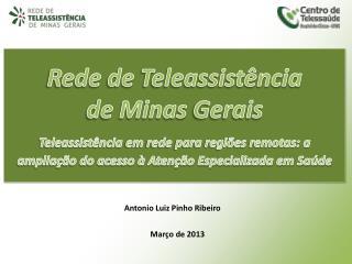 Centro de Telessaúde Hospital das  Clínicas  / UFMG