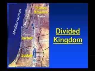 """Divided Kingdom"""