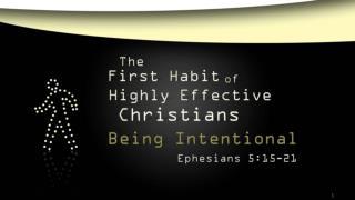 Ephesians 5:15-21