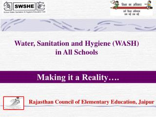 Rajasthan Council of Elementary Education, Jaipur