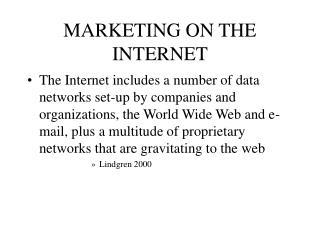 MKT-internet