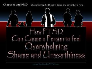 Chaplains and PTSD