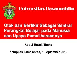 Universitas Hasanuddin