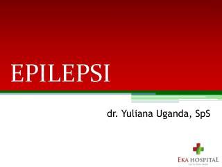 dr. Yuliana Uganda, SpS