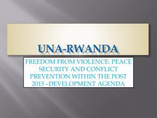 UNA-RWANDA