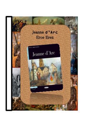 Jeanne  d'Arc Erce Erez