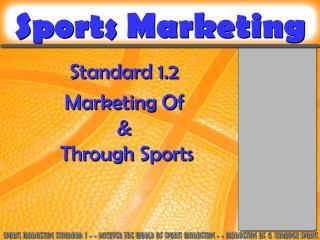 Sports Marketing