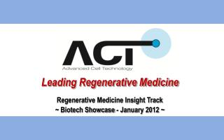 ACT Biotech Showcase