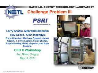 Challenge Problem III