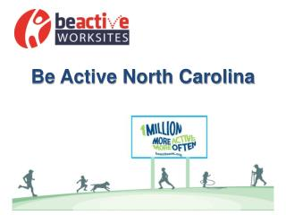 Be Active North Carolina