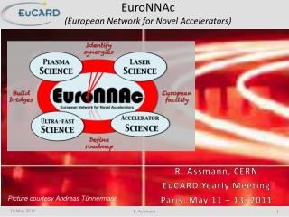 EuroNNAc (European Network for Novel Accelerators)