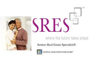 Seniors Real Estate Specialist�