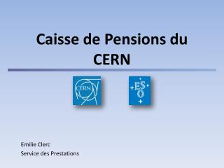 Caisse de Pensions du CERN