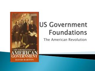 US Government Foundations