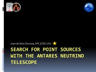Search for  Point  sources with the antares  neutrino  telescope