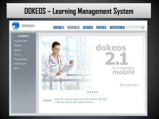 DOKEOS – Learning Management System