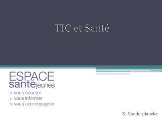 TIC et Sant�