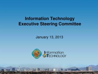 Information Technology Executive Steering Committee