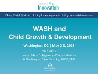 WASH and Child Growth & Development