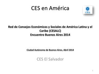 CES El Salvador