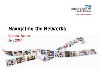 Navigating the Networks