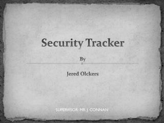 Security Tracker