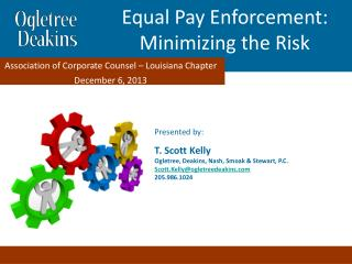Equal Pay Enforcement: Minimizing the Risks